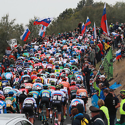 27-09-2020: wielrennen: WK weg mannen: Imola<br /> Race impressions World Championships cycling road in Imola Emilia Romagna