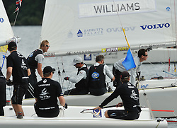 Williams v Mirsky.Photo:Chris Davies/WMRT