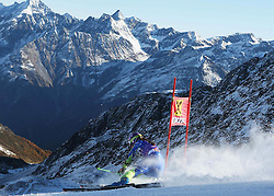 SKI ALPIN: Weltcup, Riesenslalom, Damen, Soelden, 22.10.2011<br />
