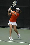 2007 University of Miami Women's Tennis vs Wake Forest, NCAA Regionals, May 13, 2007.