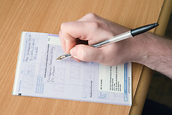 Nurse prescribing medication for patient attending the NHS Walkin Centre; Nottingham,