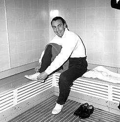 Tottenham Hotspur's Jimmy Greaves, who is back in action after recovering from hepatitis.