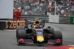 May 26, 2019 - Monte Carlo, Monaco - xa9; Photo4 / LaPresse.26/05/2019 Monte Carlo, Monaco.Sport .Grand Prix Formula One Monaco 2019.In the pic: Pierre Gasly (FRA) Red Bull Racing RB15 (Credit Image: © Photo4/Lapresse via ZUMA Press)
