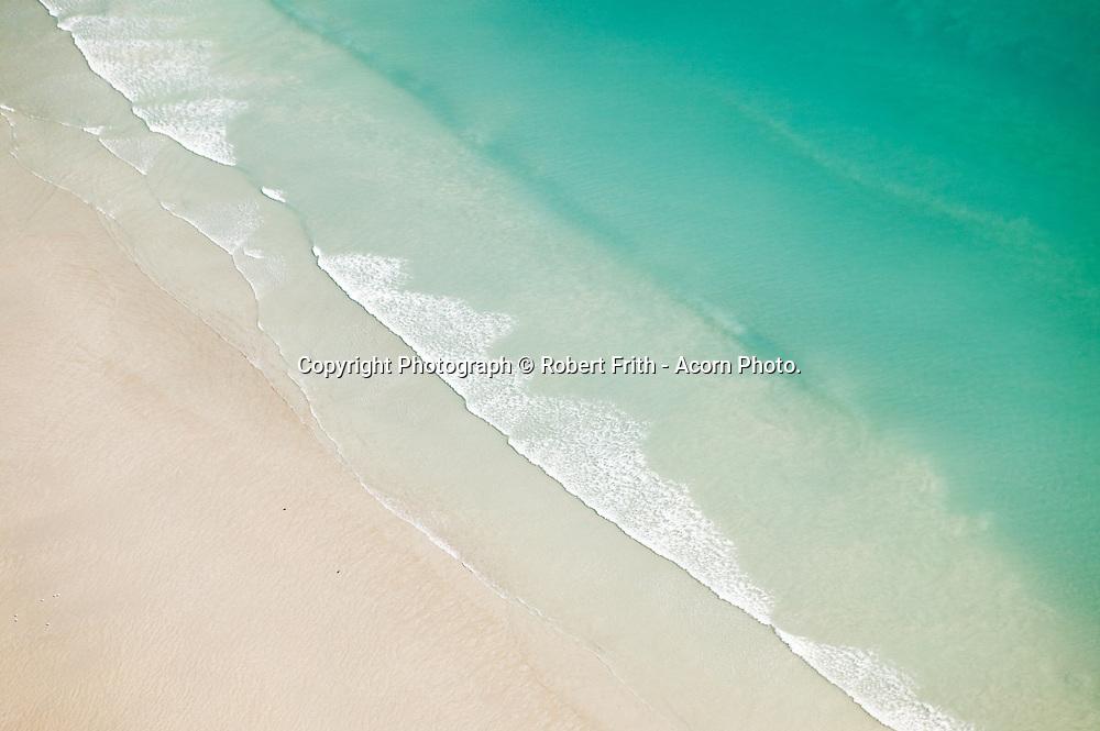 Broome Aerial beach photographs