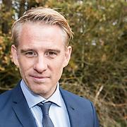NLD/Hilversum/20161108 - Wie is de Mol 2017 perspresentatie, presentator Art Rooijakkers
