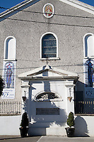 St Brigid's Catholic Church in Cabinteely Village in Dublin Ireland