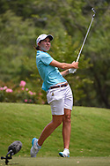 Carlota Ciganda (ESP) watches her tee shot on 11 during round 2 of the 2019 US Women's Open, Charleston Country Club, Charleston, South Carolina,  USA. 5/31/2019.<br /> Picture: Golffile | Ken Murray<br /> <br /> All photo usage must carry mandatory copyright credit (© Golffile | Ken Murray)