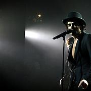 NLD/Amsterdam/20080426 - Uitreiking 3FM Awards 2008, optreden Kane