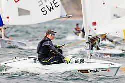 , Kieler Woche 05. - 13.09.2020, Laser Radial - GER 215209 - Laura Bo VOSS - Mühlenberger Segel-Club e. V