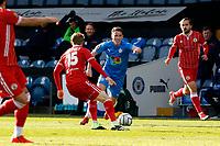 John Rooney. Stockport County FC 0-0 Bromley FC. Vanarama National League. Edgeley Park. 5.4.21