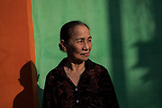 """Attention , Sara Berret for a story slugged """"Nurse"""" - Former Nurse Nguyen Thi Do in her home in Quy Nhon, Vietnam."""