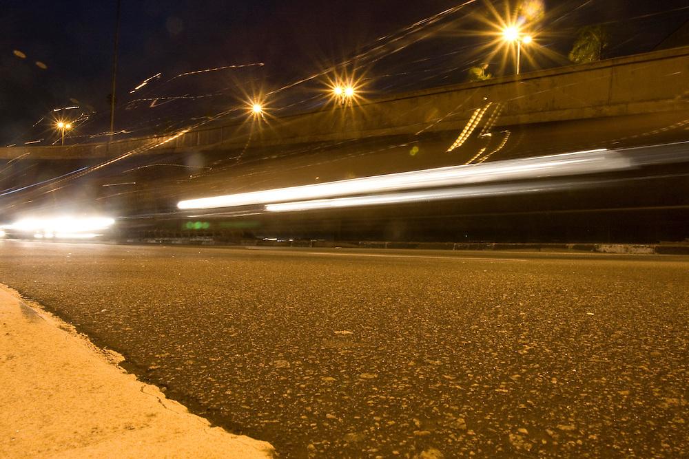 Sao Paulo _ SP, Brasil..Noturnas de Sao Paulo.. .Night of Sao Paulo...FOTO: MARCUS DESIMONI / NITRO