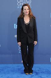 Lily Taylor  bei der Verleihung der 22. Critics' Choice Awards in Los Angeles / 111216