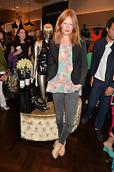 OLIVIA INGE at the Rigby & Peller 'The Art of Lingerie' party held at their store at 2 Hans Road, London on 3rd June 2015.