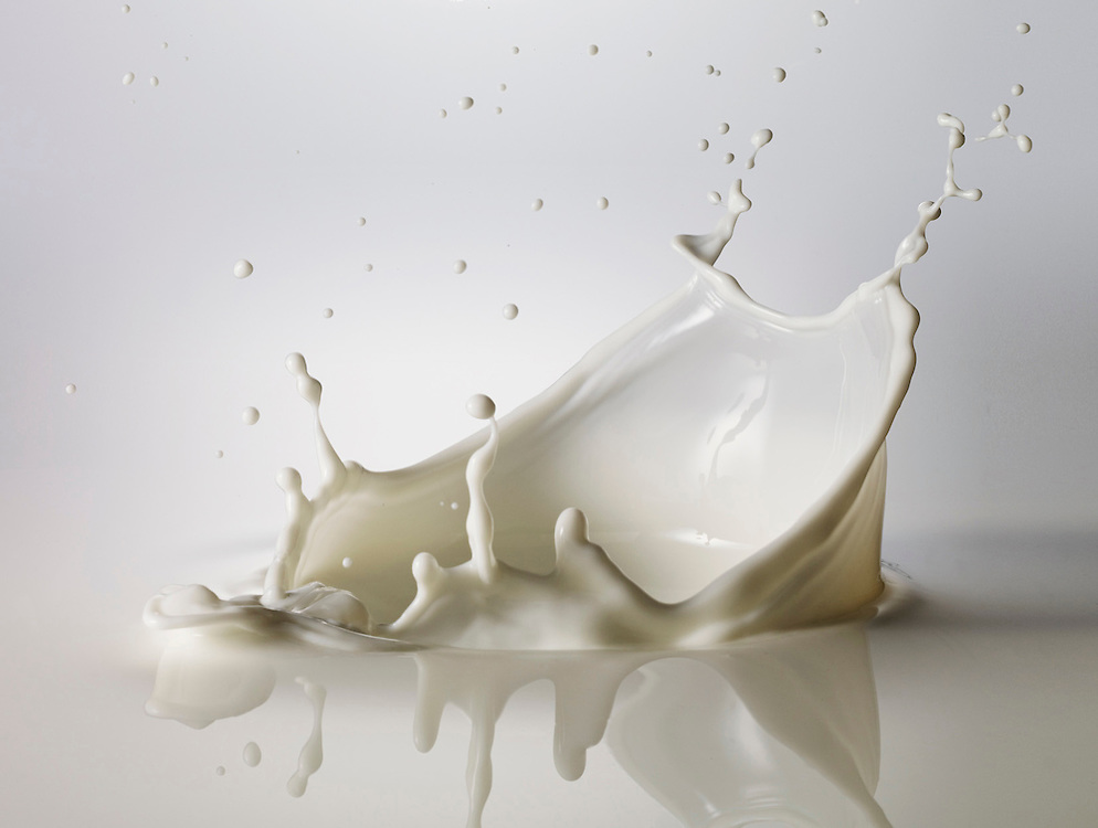 Milk splash Ray Massey is an established, award winning, UK professional  photographer, shooting creative advertising and editorial images from his stunning studio in a converted church in Camden Town, London NW1. Ray Massey specialises in drinks and liquids, still life and hands, product, gymnastics, special effects (sfx) and location photography. He is particularly known for dynamic high speed action shots of pours, bubbles, splashes and explosions in beers, champagnes, sodas, cocktails and beverages of all descriptions, as well as perfumes, paint, ink, water – even ice! Ray Massey works throughout the world with advertising agencies, designers, design groups, PR companies and directly with clients. He regularly manages the entire creative process, including post-production composition, manipulation and retouching, working with his team of retouchers to produce final images ready for publication.