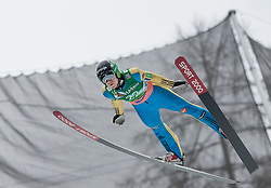 Jurij Tepes (SLO) during Ski Flying Hill Men's Individual Competition at Day 4 of FIS Ski Jumping World Cup Final 2017, on March 26, 2017 in Planica, Slovenia. Photo by Vid Ponikvar / Sportida