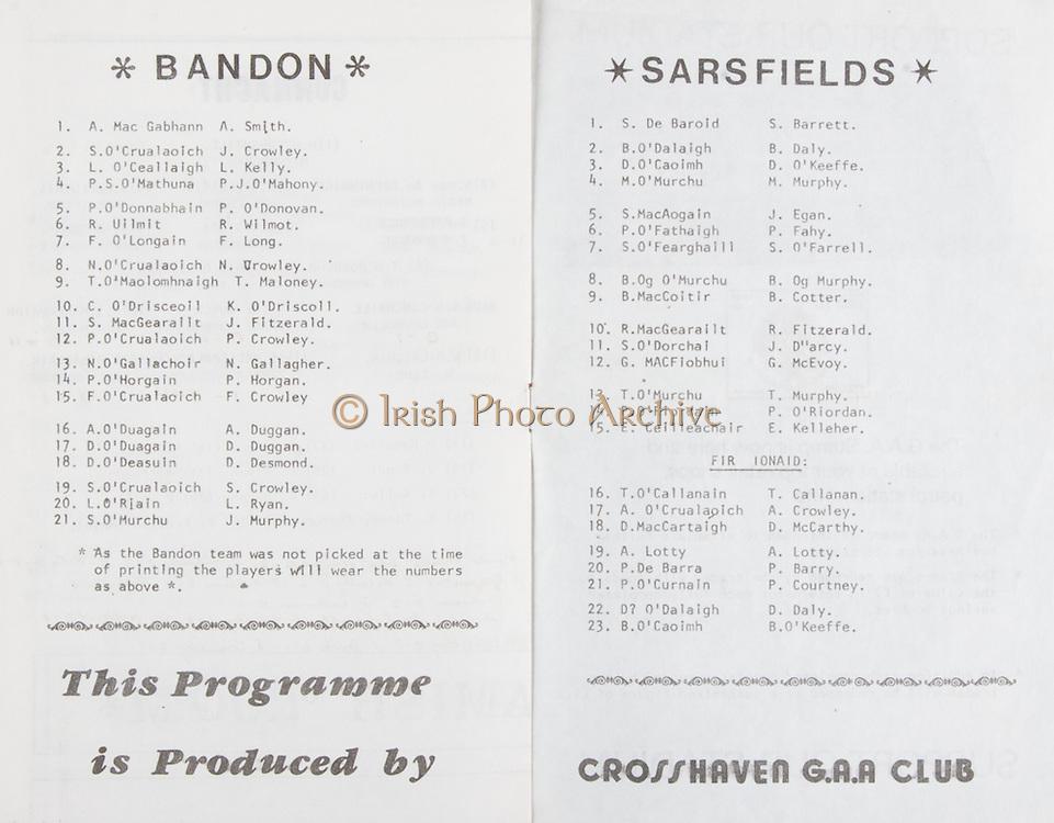 Railway Cup Hurling.Munster v Connacht.Pairc Ui Chaoimh.16th April 1978.16.04.1978