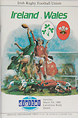 Rugby 1988-05/03 Five Nations Ireland Vs Wales
