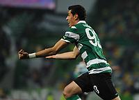 20120308: LISBON, PORTUGAL – UEFA Europa League 2011/2012 - 1st Leg: Sporting CP vs Man. City.<br /> In photo: Xandao<br /> PHOTO: Alvaro Isidoro/CITYFILES