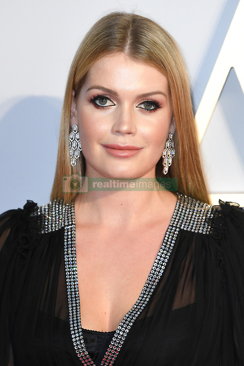 Lady Kitty Spencer attending the UK Premiere of A Star is Born held at the Vue West End, Leicester Square, London