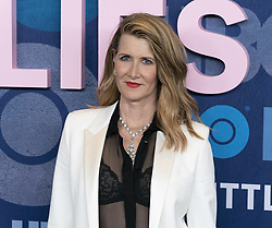 May 29, 2019 - New York, New York, United States - Laura Dern wearing dress by Yves Saint Laurent attends HBO Big Little Lies Season 2 Premiere at Jazz at Lincoln Center  (Credit Image: © Lev Radin/Pacific Press via ZUMA Wire)
