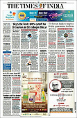 October 02, 2021 - ASIA-PACIFIC: Front-page: Today's Newspapers In Asia-Pacific
