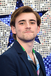 Charlie Rowe attending the Rocketman UK Premiere, at the Odeon Luxe, Leicester Square, London.Picture date: Monday May 20, 2019. Photo credit should read: Matt Crossick/Empics