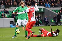 Alexander Soderlund (saint etienne) vs Ricardo Carvalho (monaco)