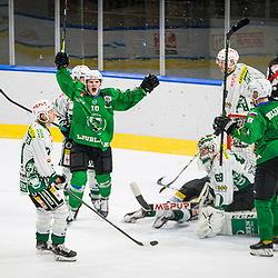 20210109: SLO, Ice Hockey - Alps Hockey League 2020/21, HK SZ Olimpija vs. EC Bregenzerwald