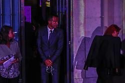 October 2, 2016 - Lisboa, Portugal - Lisbon, 10/02/2016 - Cristiano Ronaldo in Lisbon for the Inauguration of CR7 Pestana Hotel on Commerce Street, in downtown Lisbon. Jorge Mendes (Credit Image: © Atlantico Press via ZUMA Wire)