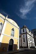 Recife_PE, Brasil..O Paco Alfandega e a Igreja da Madre de Deus em Recife, Pernambuco...The Paco Alfandega and the Madre de Deus Church in Recife, Pernambuco...Foto: JOAO MARCOS ROSA / NITRO