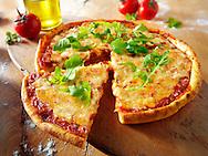 Italian cheese Pizza with rocket - margerita photos. Funky Stock pizzas photos