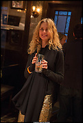 MARYAM D'ABO, Once Gala night raising funds for Oxfam's Mother Appeal. Phoenix Theatre. Charing Cross Rd. . London. 17 March 2014.