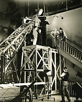 """1934 Filming """"Strength Is The Way"""" at MGM Studios"""