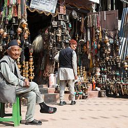 Merchant, Kathmandu, Nepal