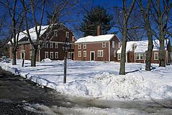 Wayside Inn In Winter