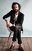 French actor Romain Duris portrait 71st Cannes Film Festival, France - 14 May 2018.<br /> <br /> Photo Ki Price