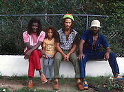 The Congos at Lee Perry's Black Arc Studio 1978