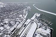 Luchtfoto Harlingen