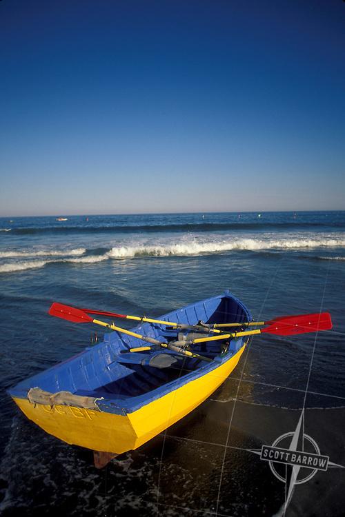 Ocean Grove Beach Patrol Life Boat.