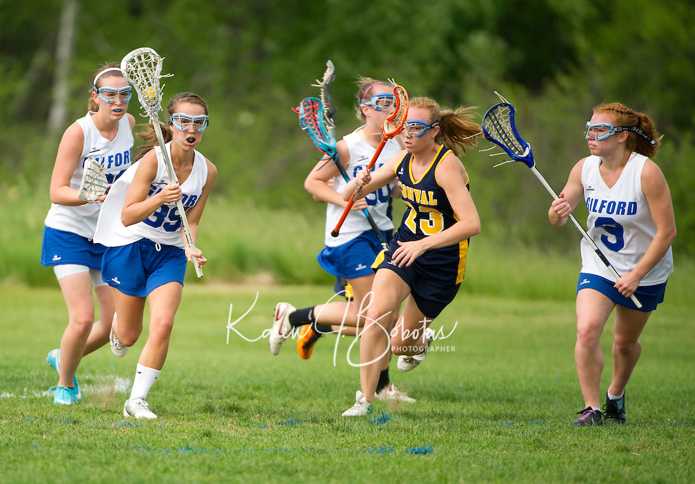 Lakes Region Lacrosse U13 boys versus Keene Orange Crush May 13, 2012.