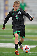Columbia vs. Independence boys varsity soccer on October 31, 2015 at Avon High School. Images © David Richard and may not be copied, posted, published or printed without permission.<br /> @DavidRichardPix