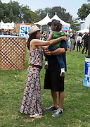 Constance Marie with husband Louis Marie and daughter Luna Marie..2011 Celebrity Picnic Sponsored By Disney, Time For Heroes, To Benefit The Elizabeth Glaser Pediatric AIDS Foundation - Inside..Wadsworth Theater Lawn..Los Angeles, CA, USA..Sunday, June 12, 2011..Photo By CelebrityVibe.com..To license this image please call (212) 410 5354; or.Email: CelebrityVibe@gmail.com ;.website: www.CelebrityVibe.com
