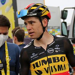 SAINT GAUDENS (FRA) CYCLING: July 14<br /> 17th stage Tour de France Muret-Saint Lary Solan <br /> Wout van Aert