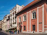 Kraków, 10.09.2019. Ulica Kanonicza w Krakowie. Kanonicza Street in Cracow