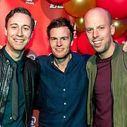 NLD/Amsterdam/20190111 - Top 40 launch Party, Kai Merck,x Joep Roelofsen