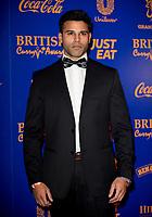Karthik Nagesan at  the British Curry Awards, at Evolution Battersea park London.