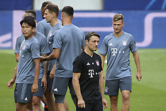 Bayern Munich training - 18 Sept 2018
