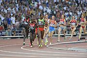Olympic Stadium, Stratford, London, United Kingdom<br /> <br /> Description:<br /> <br /> 2012 London Olympic, Athletics, <br /> . <br /> <br /> 20:18:07  Friday  10/08/2012 [Mandatory Credit: Peter Spurrier/Intersport Images]