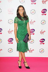 © Licensed to London News. Laura Robson, Pre-Wimbledon Party, Kensington Roof Gardens, London UK, 20 June 2013. Photo credit : Richard Goldschmidt/Piqtured/LNP